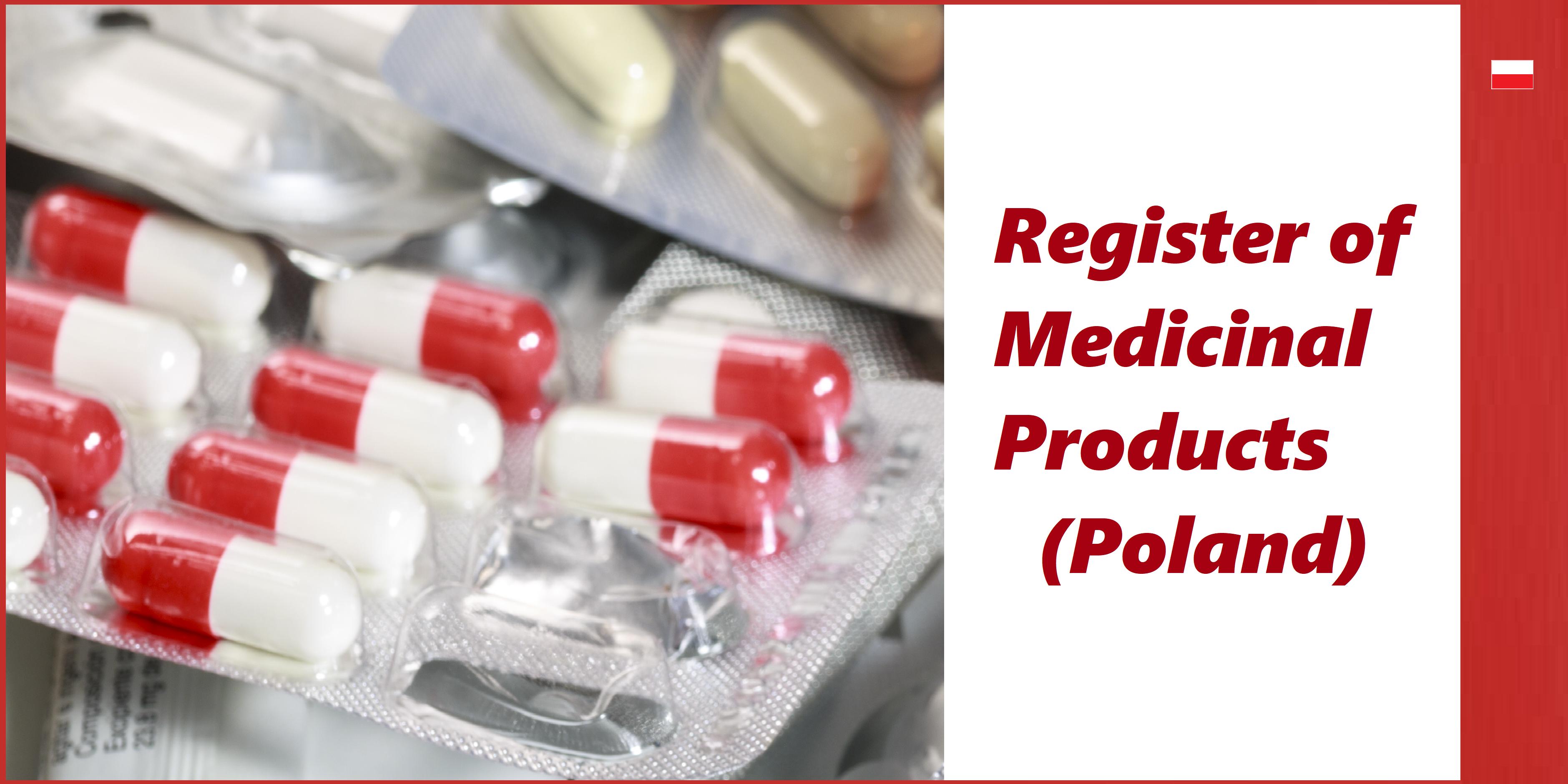 Rejestr produktów leczniczych RP