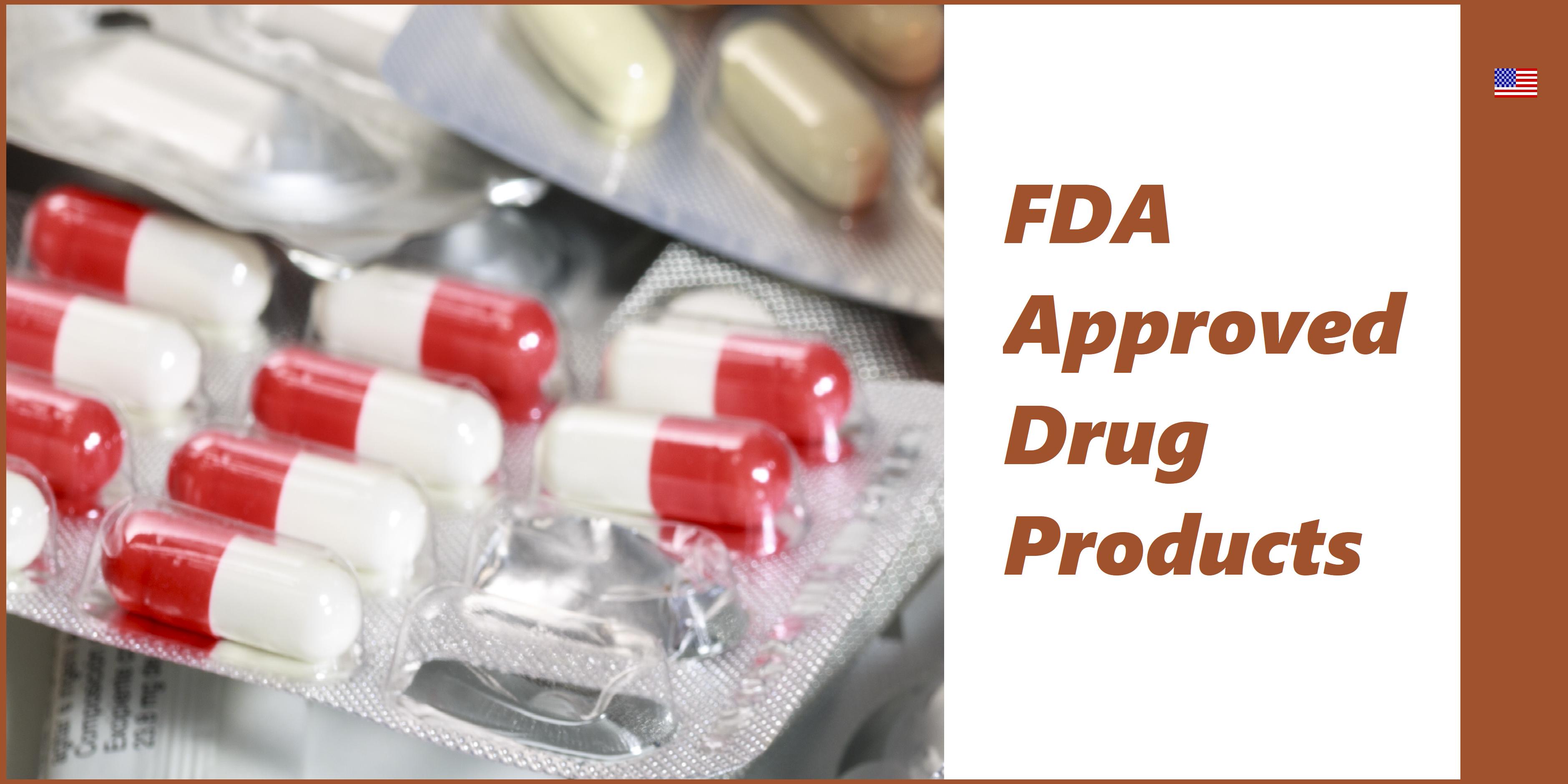 Rejestr produktów leczniczych FDA